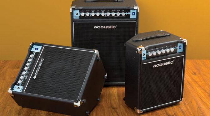 acoustic amplifiers classic