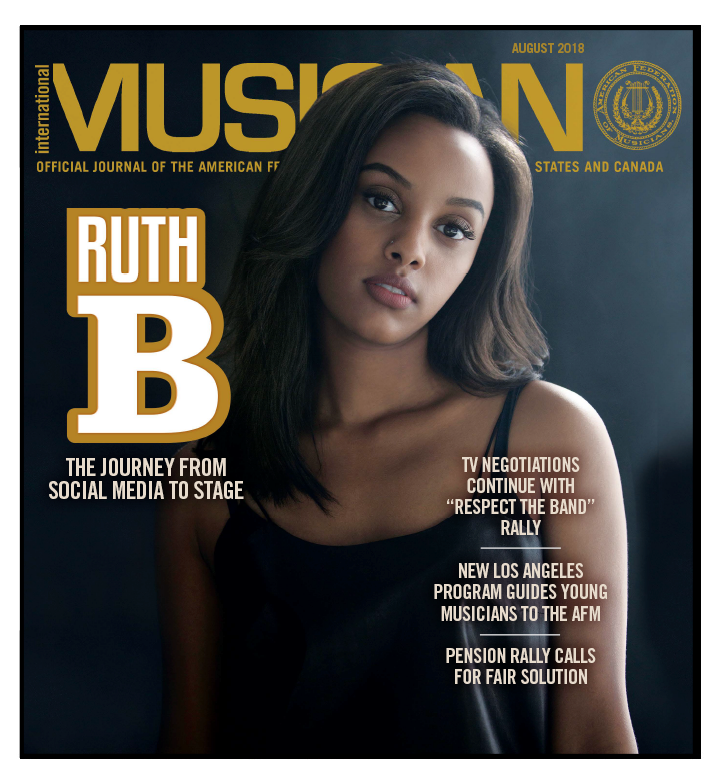V116-08 - August 2018 - International Musician Magazine