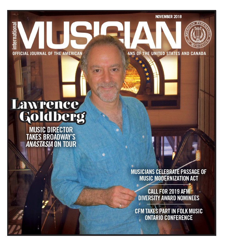 V116-11 - November 2018 - International Musician Magazine