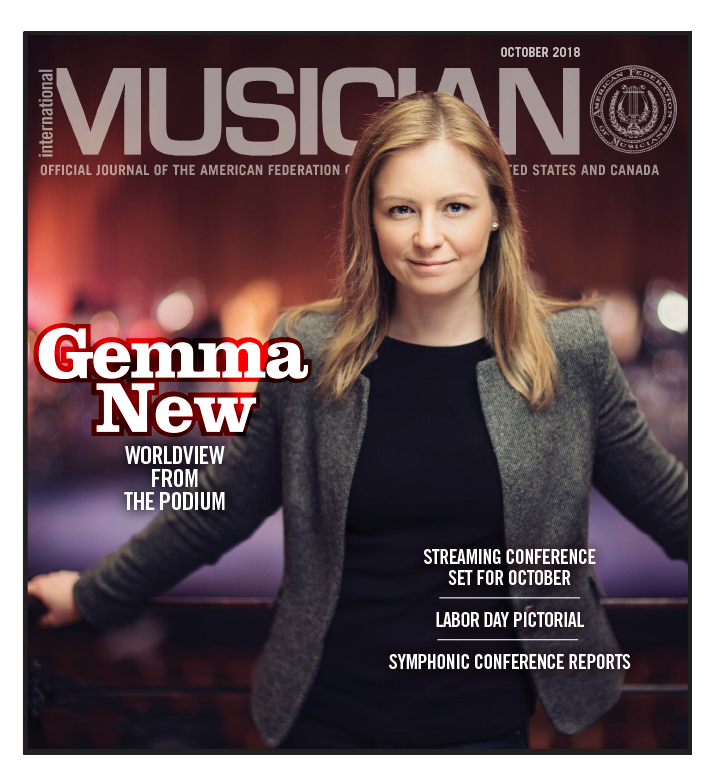 V116-10 - October 2018 - International Musician Magazine