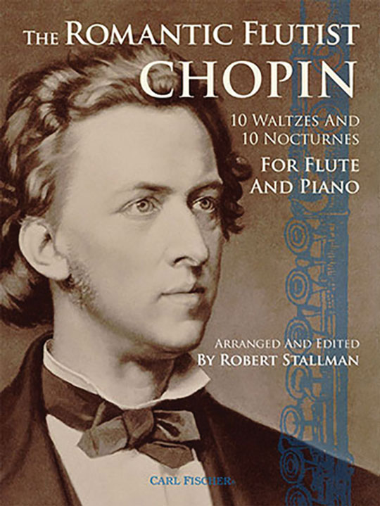 the romantic flutist chopin