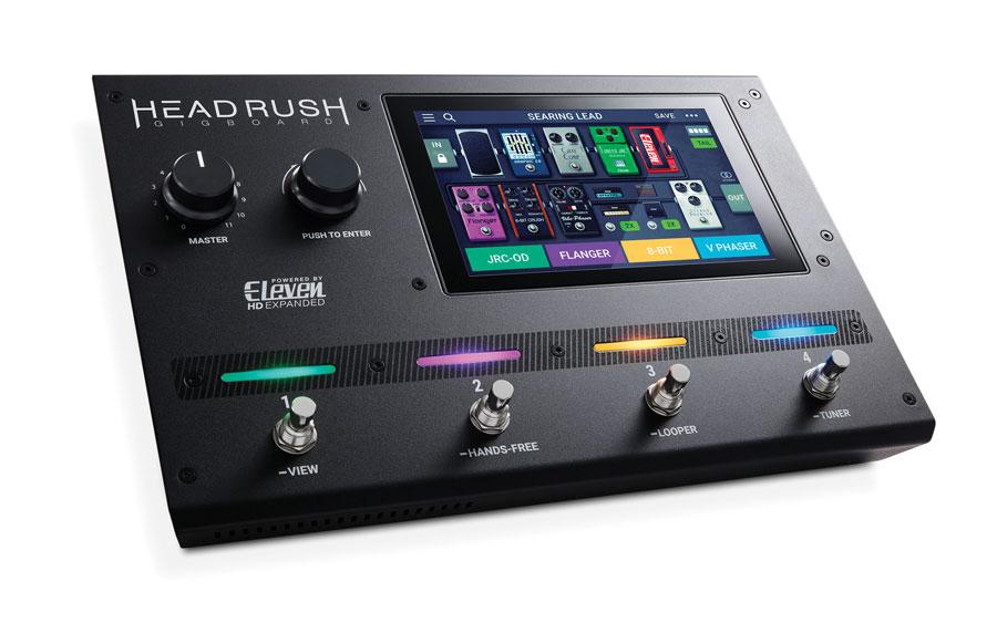 gigboard guitar fx processor
