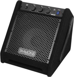 D25 25-watt electronic drum amplifier