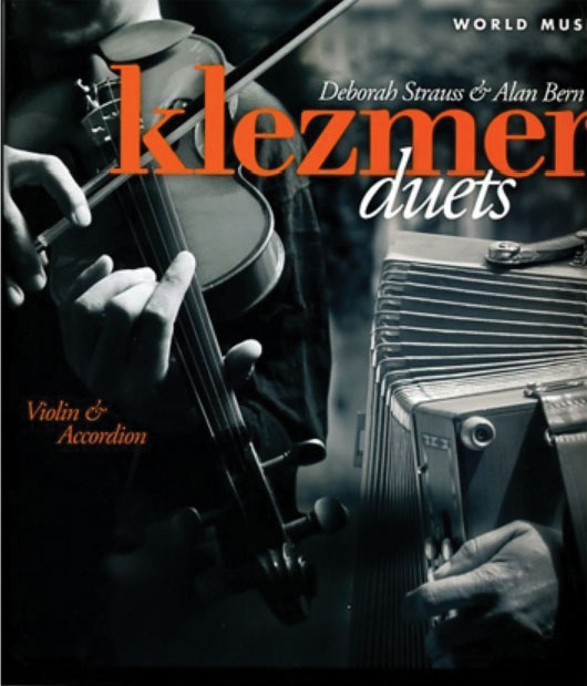 klezmer duets: violin & accordion