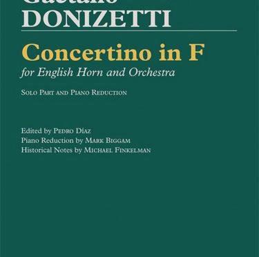 Concertino in F