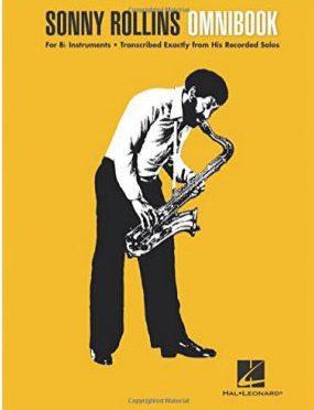 Sonny Rollins Omnibook for Bb Instruments