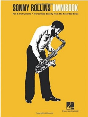Sonny Rollins Omnibook for Bb Instruments