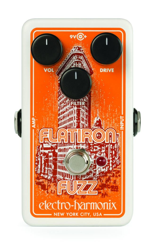 flatiron fuzz
