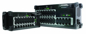 DL series digital wireless mixers