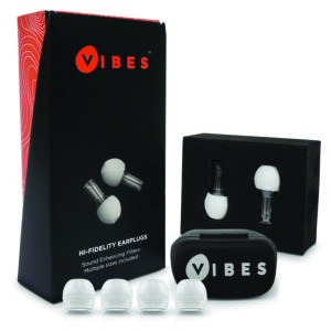 high fidelity reusable earplugs