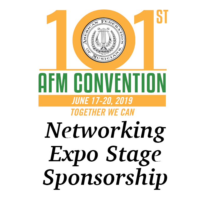 2. Networking Expo Stage Sponsorship
