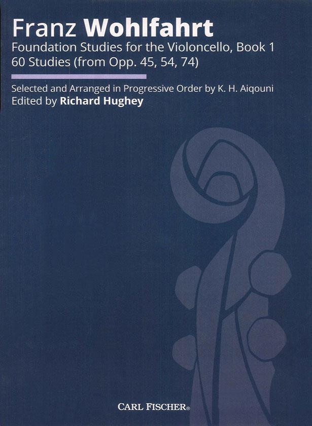 Franz Wohlfahrt: Foundation Studies for the Violoncello