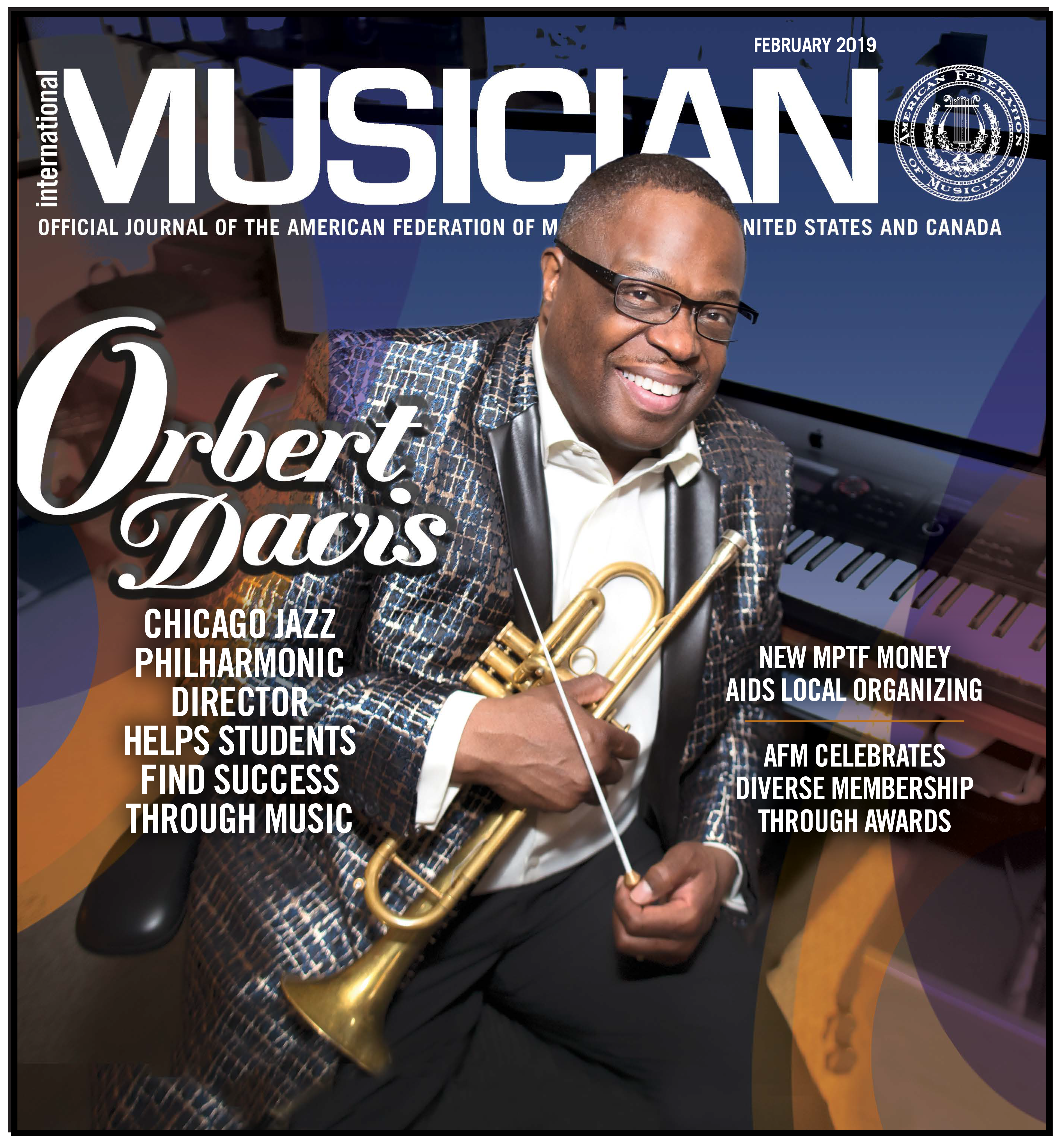 V117-02- February 2019 - International Musician Magazine