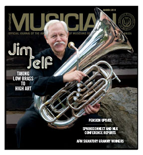 V117-03- March 2019 - International Musician Magazine