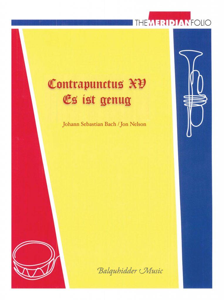 contrapunctus xv/es ist genug