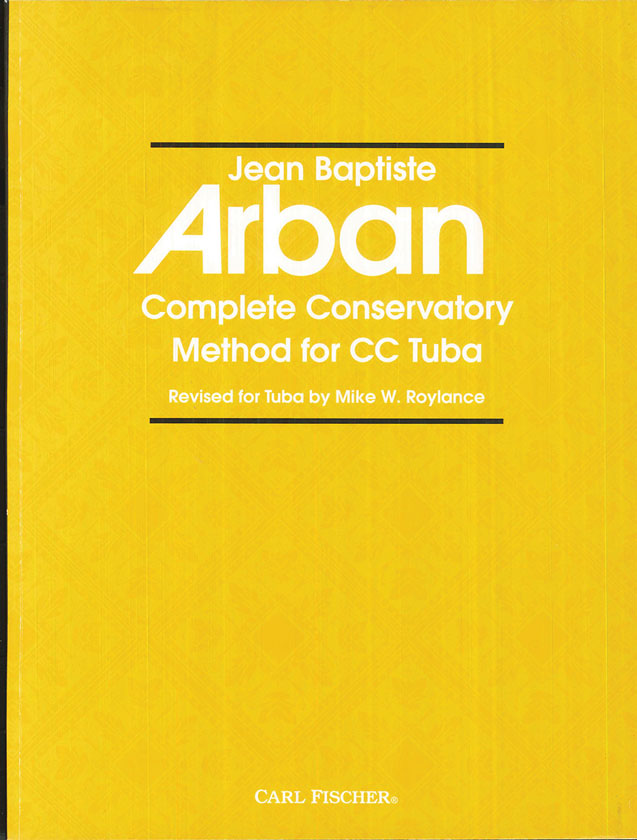 arban complete conservatory method