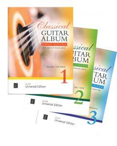 classical guitar album