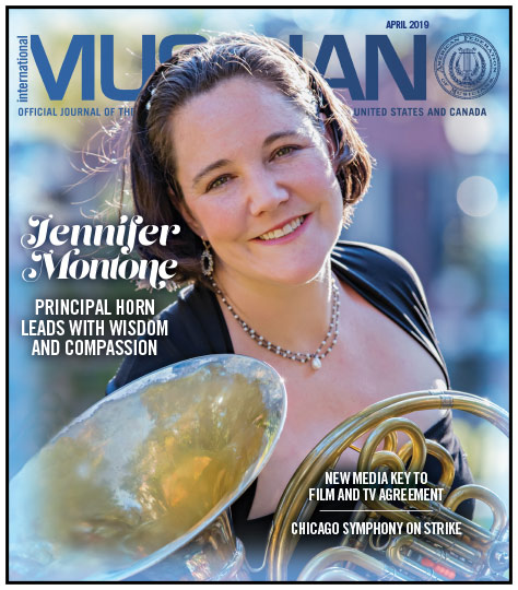 V117-04- April 2019 - International Musician Magazine