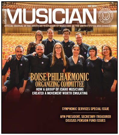 V117-07- July 2019 - International Musician Magazine