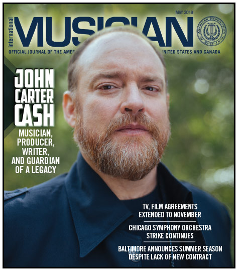 V117-05- May 2019 - International Musician Magazine