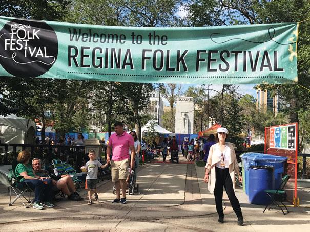 reginal folk festival
