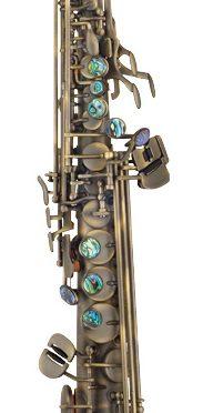 system-76 2nd edition soprano saxophone