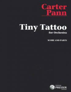tiny tattoo for orchestra