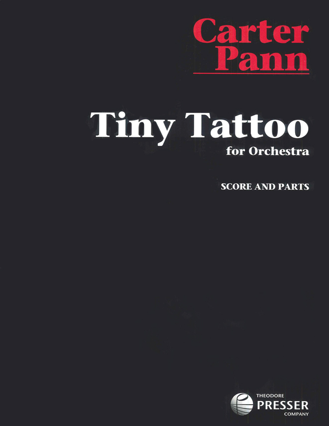 tiny tattoo for orchestra
