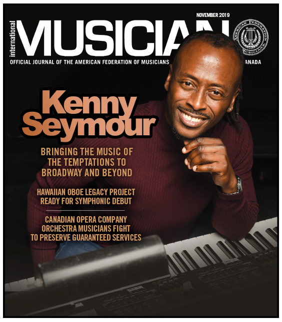 V117-11- November 2019 - International Musician Magazine