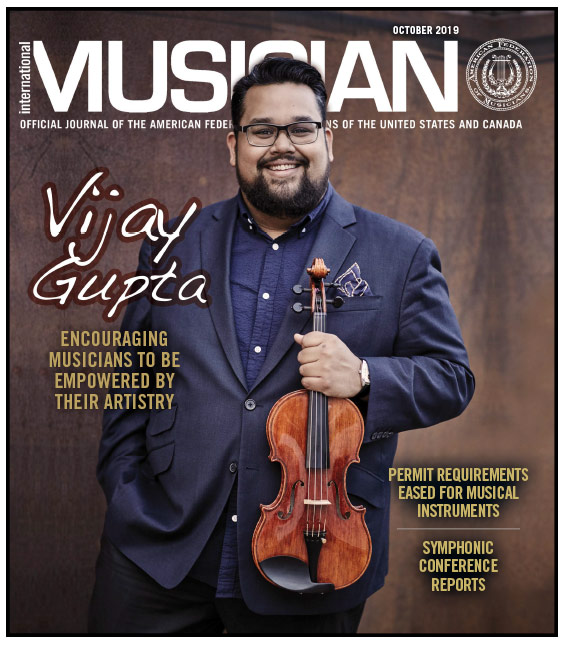 V117-10- October 2019 - International Musician Magazine
