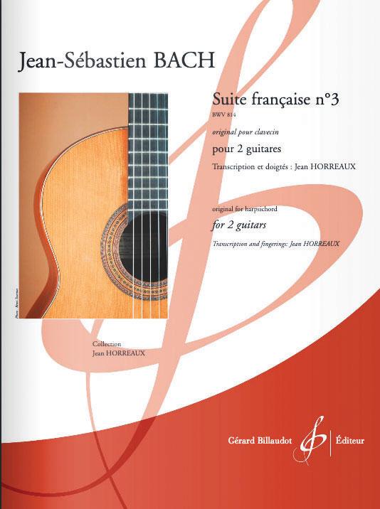 Suite Francaise No 3