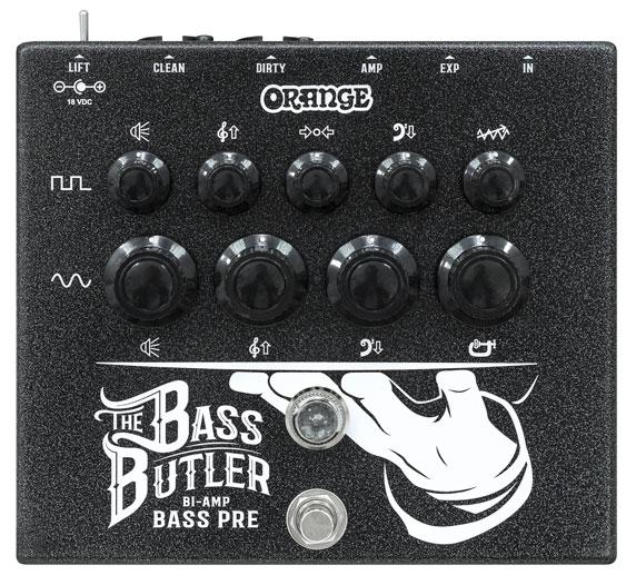 bass butler pedal
