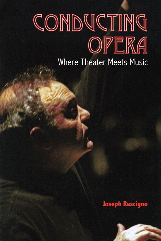 conducting opera