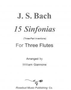 15 sinfonias