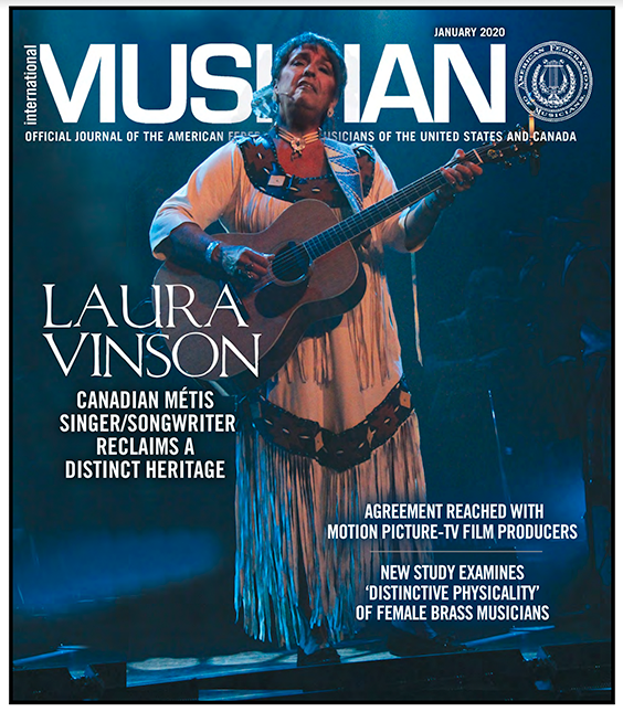 V118-01- January 2020 - International Musician Magazine