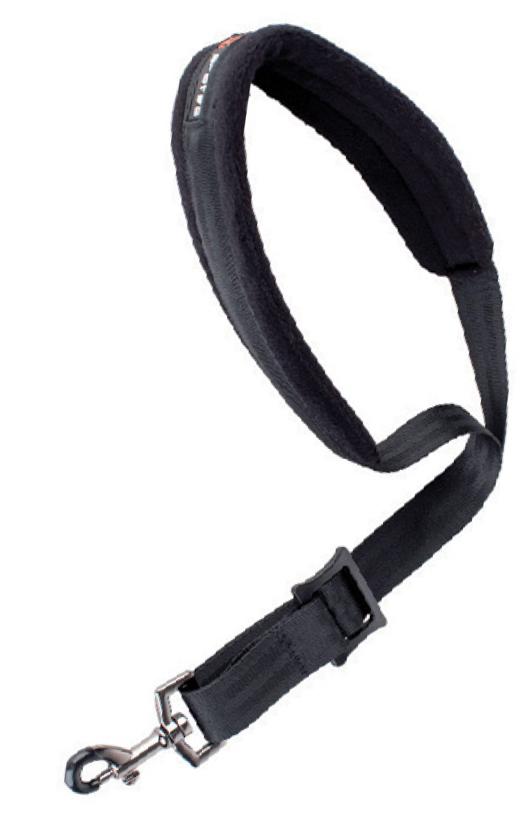 velour padded saxophone neck straps