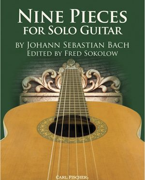 Nine Pieces for Solo Guitar