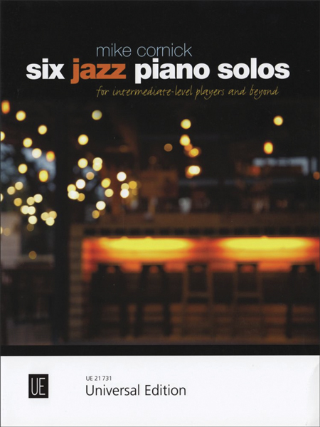 Six Jazz Piano Solos