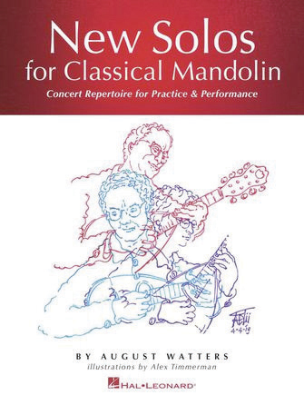 New Solos for Classical Mandolin