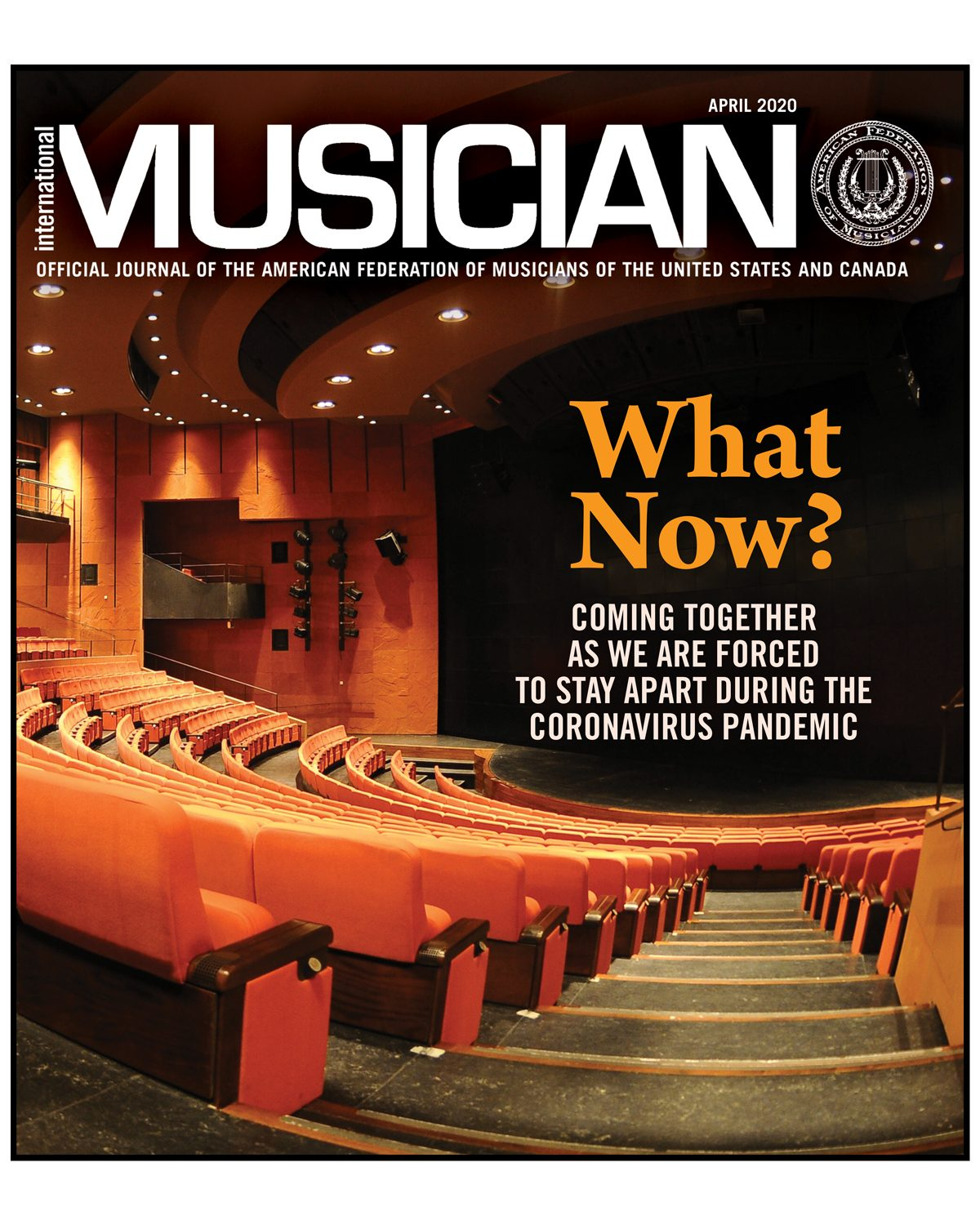 V118-04- April 2020 - International Musician Magazine