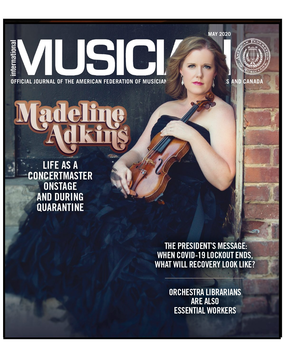 V118-05- May 2020 - International Musician Magazine