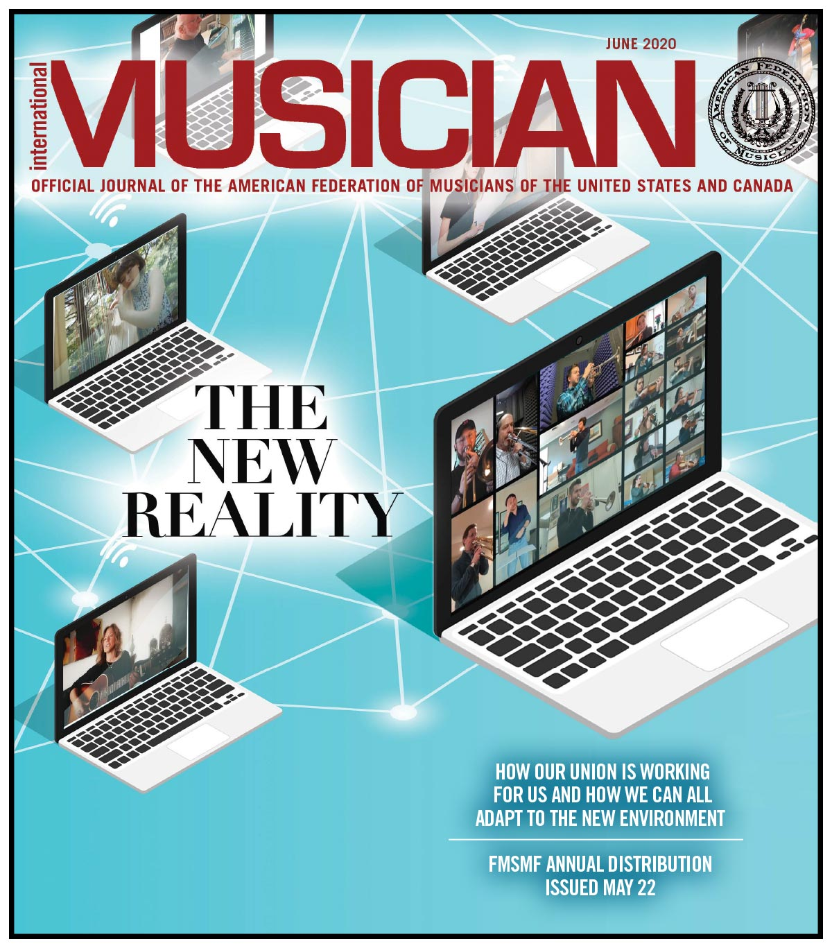 V118-06-June 2020 - International Musician Magazine