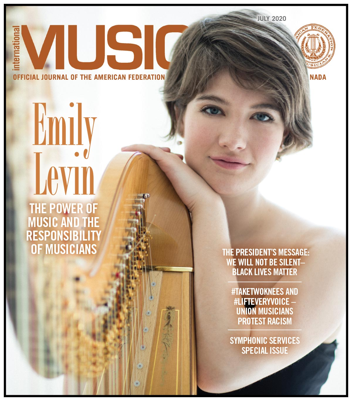 V118-07-July 2020 - International Musician Magazine