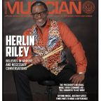 Herlin Riley cover