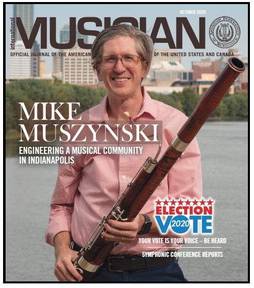 V118-10-October 2020 - International Musician Magazine