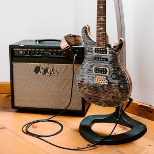 floating guitar stand