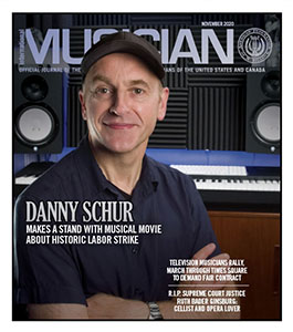 V118-11-November 2020 - International Musician Magazine