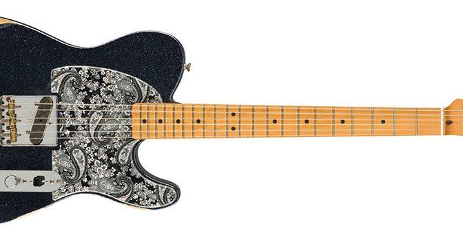Brad Paisley guitar