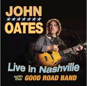 Oates Live in Nashville