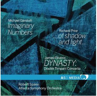 Gandolfi, Prior & Oliverio: Orchestral Works